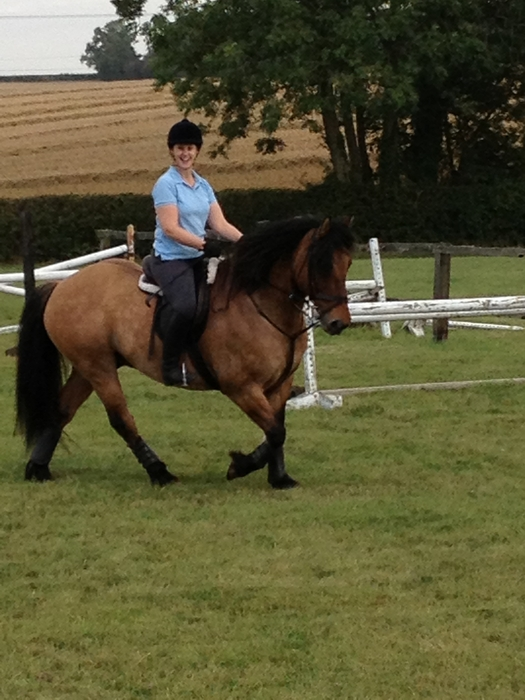 Riding Lesson with a Riding Instructor