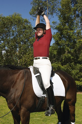 Stretches for Horse Riders