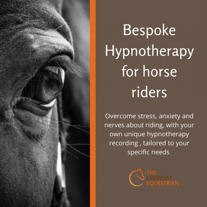 Rider Confidence Hypnotherapy