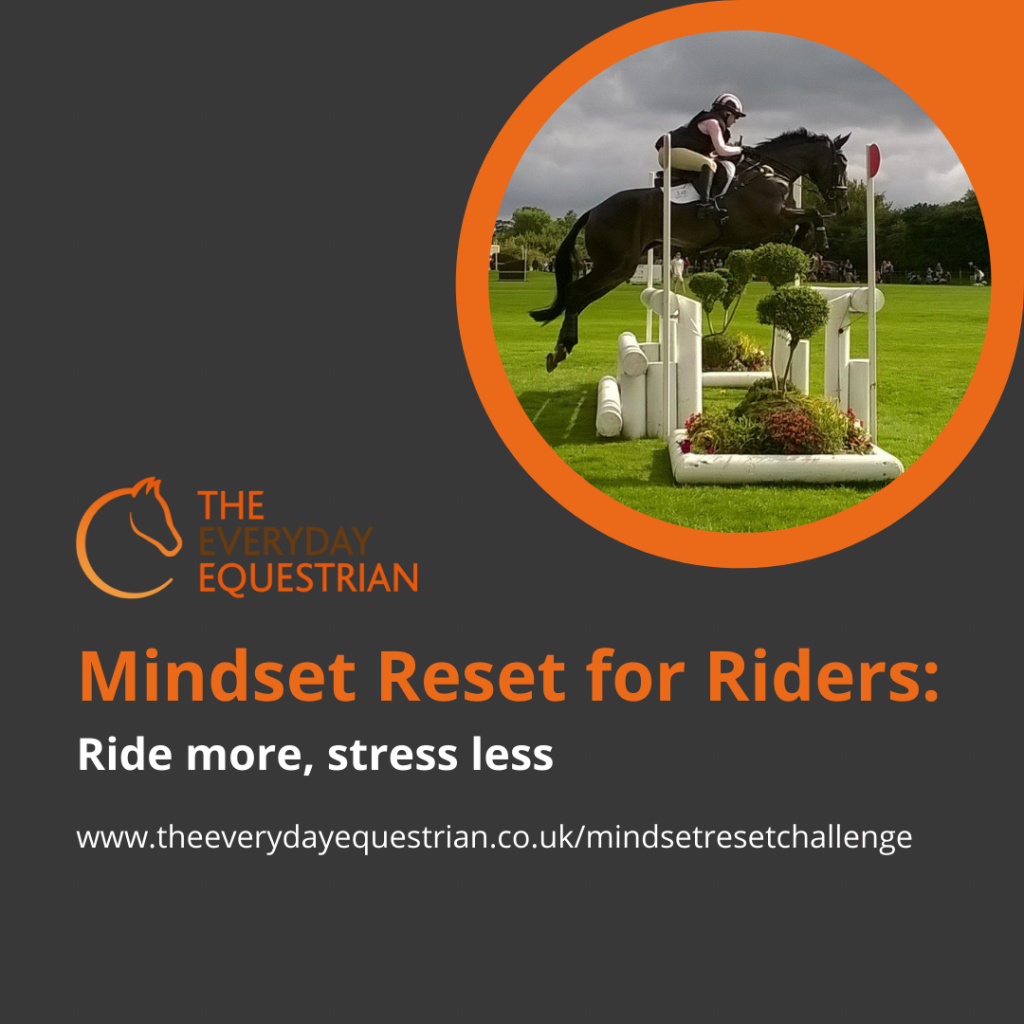 Mindset Reset for Riders